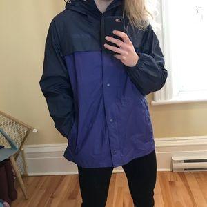 Columbia rain suit